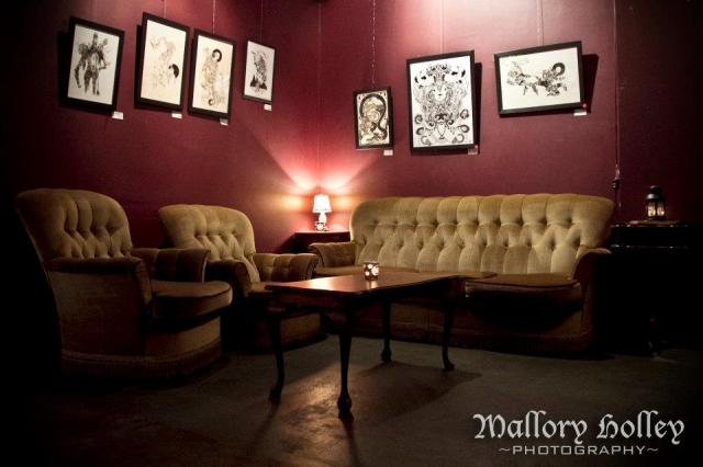 Mallory Holley Commercial Photography of Bar