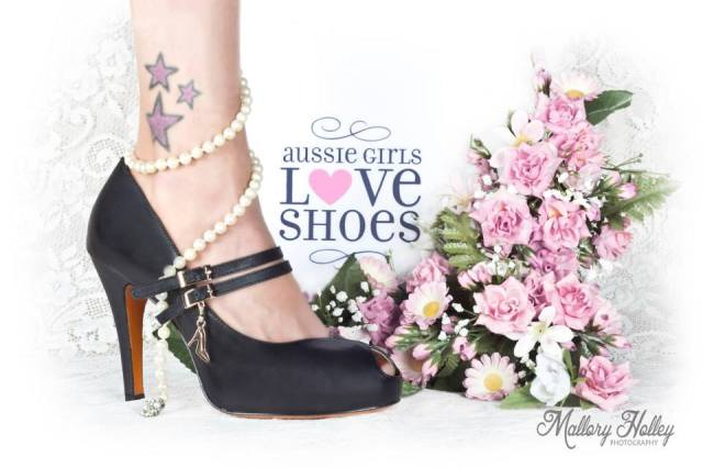 Mallory Holley Photography -Aussie Girls Love Shoes