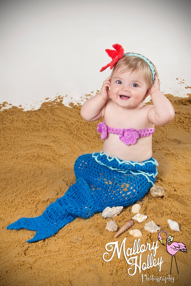 Children Photography Mermaid Costume