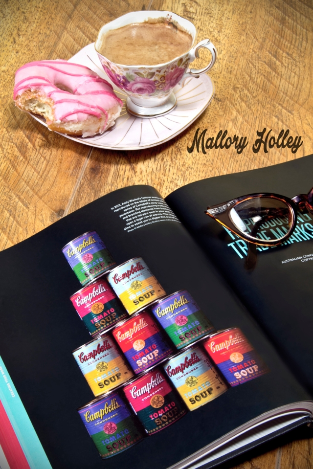 Owning It book by Melbourne Intellectual Property Lawyer, Sharon Givoni page 126wm product photo by Mallory Holley Studios