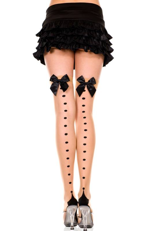 PIN UP SEAMED STOCKINGS 4849