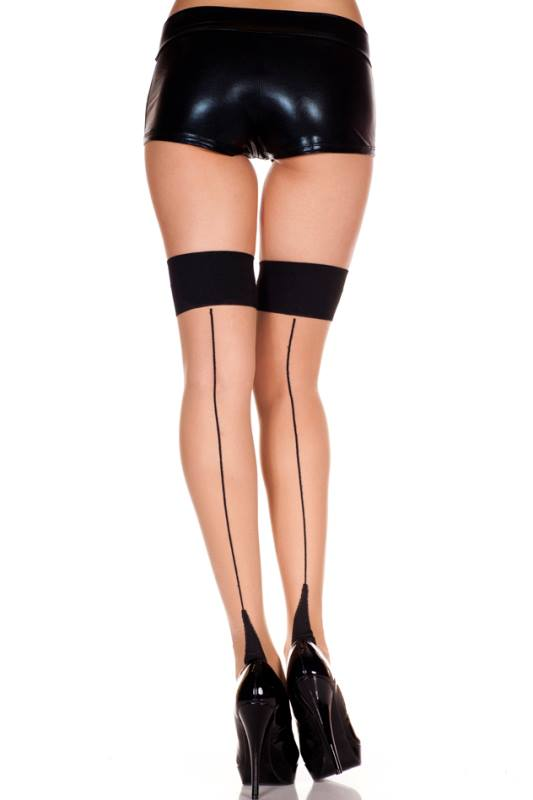 PIN UP SEAMED STOCKINGS 4960