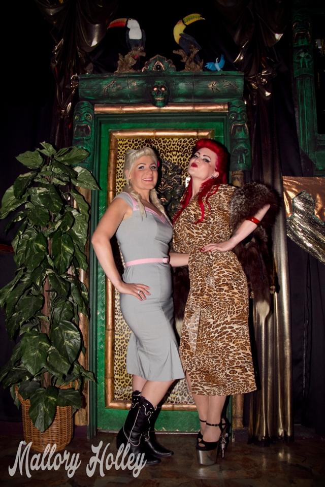 Loretta Lowbrow & I
