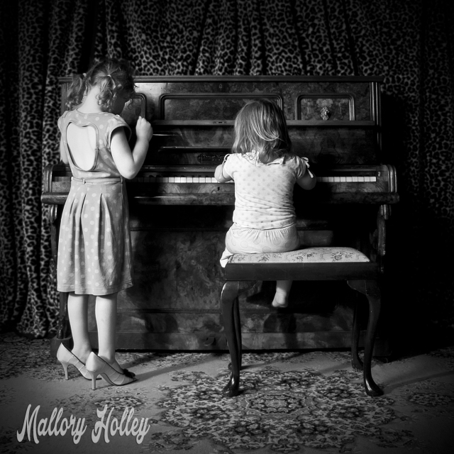 Mallory Holley black and white girls playing piano_1643