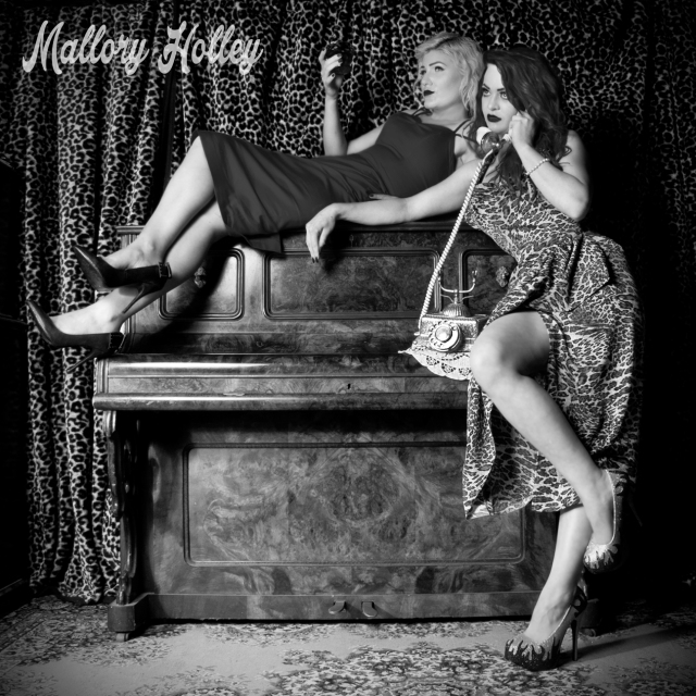 Mallory Holley Film Noir victorian piano femme fatale_1602