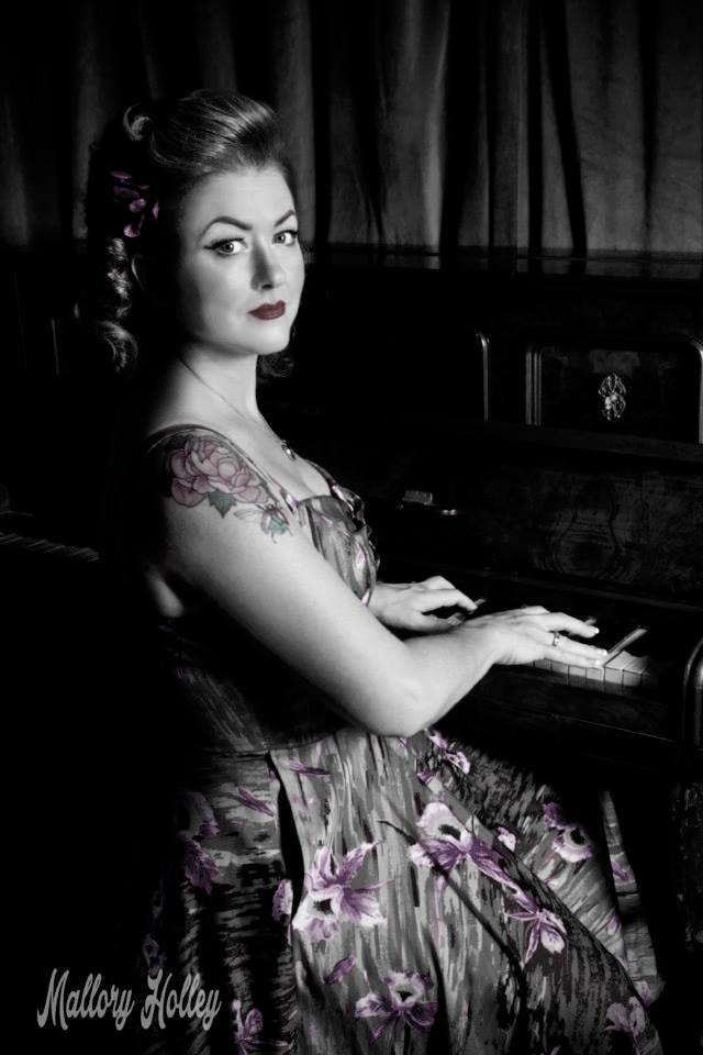 Miss Helen from Rosebud Vintage Bazaar
