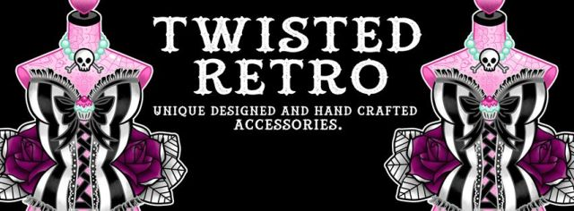 Twisted Retro banner