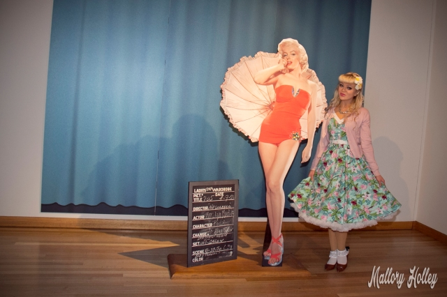 Last chance for selfies with Marilyn Monroe at the Bendigo Art Gallery Exhibition