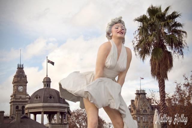 Forever Marilyn, Bendigo