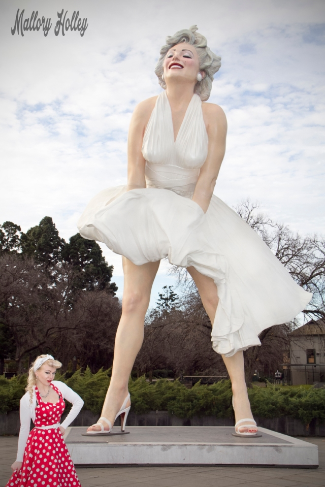 Mallory and Forever Marilyn, Bendigo